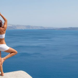 Greece Honeymoon Packages Canaves Oia Suites Yoga
