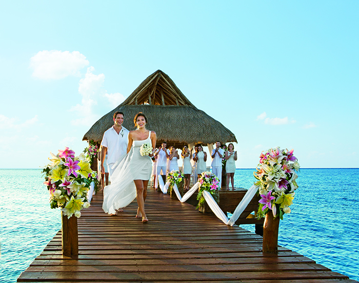 Your Guide to a Wedding Abroad - Wedding Day