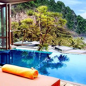 centara grand beach resort Krabi - Thailand honeymoon packages - 1 bedroom pool villa
