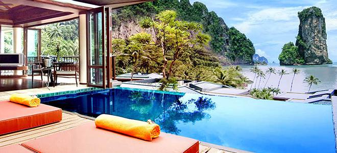 Centara Grand Beach Resort Krabi Thai Honeymoon