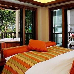 centara grand beach resort Krabi - Thailand honeymoon packages - deluxe garden villa