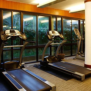 centara grand beach resort Krabi - Thailand honeymoon packages - gym