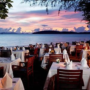 centara grand beach resort Krabi - Thailand honeymoon packages - krabi on the rocks