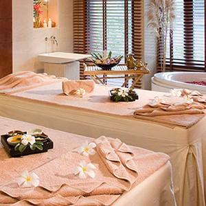 centara grand beach resort Krabi - Thailand honeymoon packages - spa