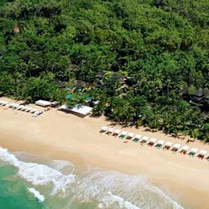 Andaman White Beach Resort, Phuket - Thailand Honeymoon - Beach