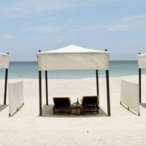 Andaman White Beach Resort, Phuket - Thailand Honeymoon - beach2