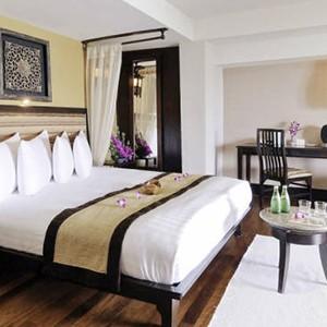 Andaman White Beach Resort, Phuket - Thailand Honeymoon - bedroom