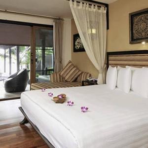 Andaman White Beach Resort, Phuket - Thailand Honeymoon - bedroom2