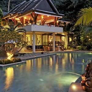 Andaman White Beach Resort, Phuket - Thailand Honeymoon - pool