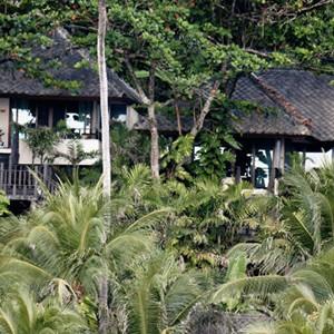 Andaman White Beach Resort, Phuket - Thailand Honeymoon - treehouse
