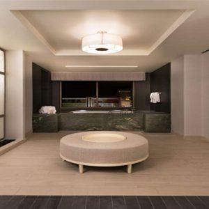Caesars Palace Las Vegas honeymoon packages Augustus Spa Suite 1 King
