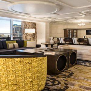 Caesars Palace Las Vegas honeymoon packages Julius Executive Suite 1 King