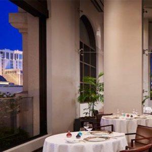 Caesars Palace Las Vegas honeymoon packages Restaurant Guy Savoy