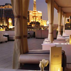 Caesars Palace Las Vegas honeymoon packages Dining