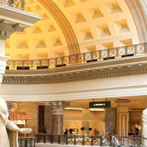 Caesars Palace Las Vegas honeymoon packages Interior