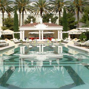 Caesars Palace Las Vegas honeymoon packages Pool1