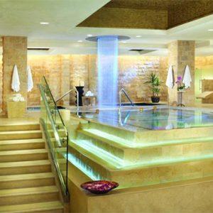Caesars Palace Las Vegas honeymoon packages Spa Pool