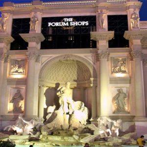 Caesars Palace Las Vegas honeymoon packages The Forum Shop