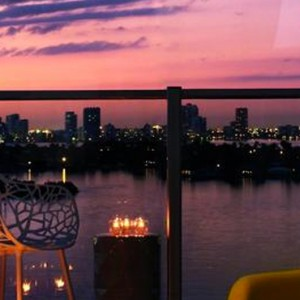 Miami Honeymoon Packages Mondrian South Beach Bay View Studio With Balcony 3