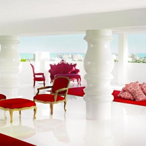 Miami Honeymoon Packages Mondrian South Beach Dining 3