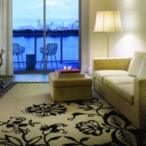 Miami Honeymoon Packages Mondrian South Beach One Bedroom Double Double 3