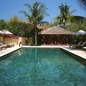 Pavilions, Bali - bali honeymoon - pool