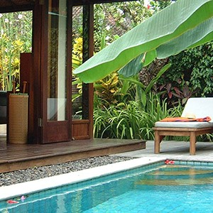 Pavilions, Bali - bali honeymoon - pool villa