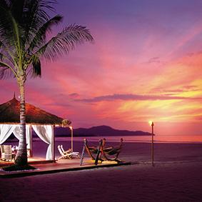 Shangri-La Rasa Ria - Borneo Honeymoon - thumbnail