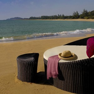 Tanjong Jara - Penang Honeymoon - beach