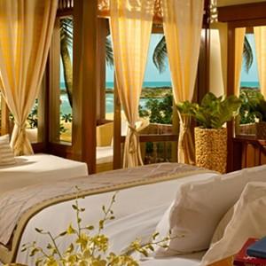 Tanjong Jara - Penang Honeymoon - bedroom