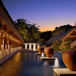 Tanjong Jara - Penang Honeymoon - exterior