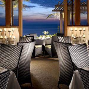 Tanjong Jara - Penang Honeymoon - restaurant