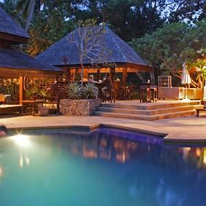 Tanjong Jara - Penang Honeymoon - swimming pool