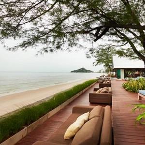 Thailand Honeymoon Packages Let's Sea Hua Hin Alfresco Resort Beachfront Exterior