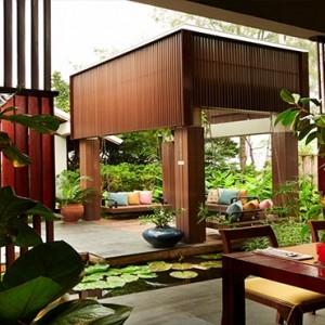Thailand Honeymoon Packages Let's Sea Hua Hin Alfresco Resort Dining Al Fresco Garden