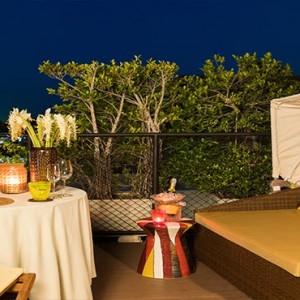 Thailand Honeymoon Packages Let's Sea Hua Hin Alfresco Resort Moondeck Rooftop Dining