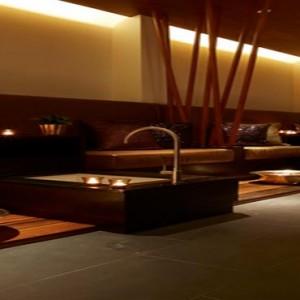 Thailand Honeymoon Packages Let's Sea Hua Hin Alfresco Resort Spa Foot Massage Area