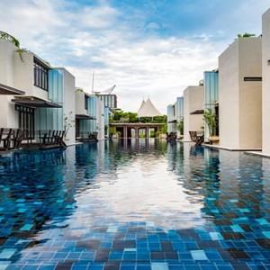 Thailand Honeymoon Packages Let's Sea Hua Hin Alfresco Resort Villa Pool
