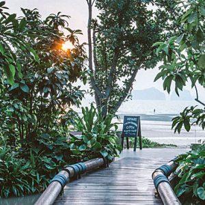 Thailand Honeymoon Packages Tubaak Resort Krabi Beach 2