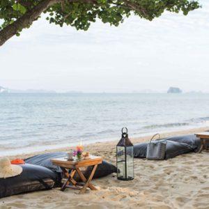 Thailand Honeymoon Packages Tubaak Resort Krabi Beach 4