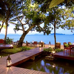 Thailand Honeymoon Packages Tubaak Resort Krabi Dining 2