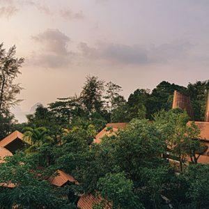 Thailand Honeymoon Packages Tubaak Resort Krabi Exterior