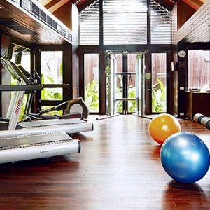 Thailand Honeymoon Packages Tubaak Resort Krabi Gym