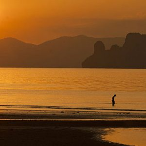 Thailand Honeymoon Packages Tubaak Resort Krabi Sunset
