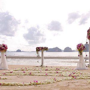 Thailand Honeymoon Packages Tubaak Resort Krabi Wedding