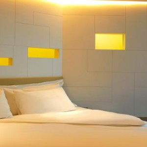 Thailand Honeymoon Packages LiT Bangkok Different Degree Rooms1