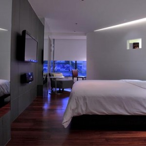 Thailand Honeymoon Packages LiT Bangkok Different Degree Rooms3