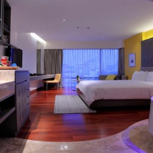 Thailand Honeymoon Packages LiT Bangkok Extra Radiance Rooms