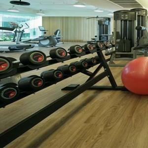 Thailand Honeymoon Packages LiT Bangkok Gym