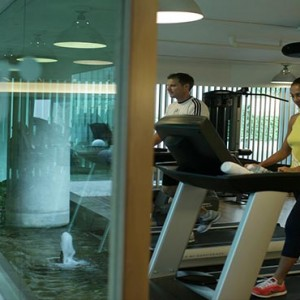 Thailand Honeymoon Packages LiT Bangkok Gym1